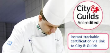 City & Guild Accredited